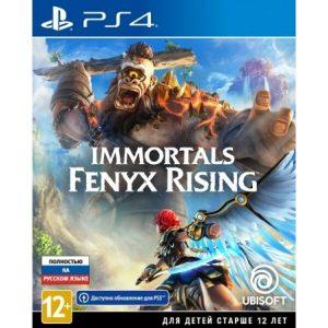 Игра Immortals Fenyx Rising для PlayStation 4