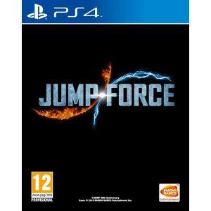 Игра Jump Force для PlayStation 4