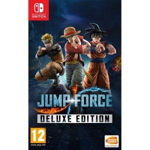 Игра Jump Force. Deluxe Edition для Nintendo Switch