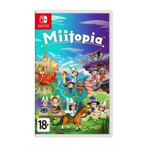 Игра Miitopia для Nintendo Switch