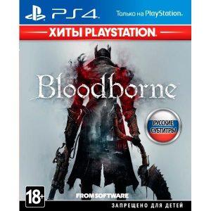 Игра PS4 Bloodborne:Порождение крови (PS4)HITS/RSC ESSENTIALS