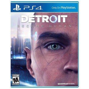 Игра PS4 Detroit: Стать человеком [PS4