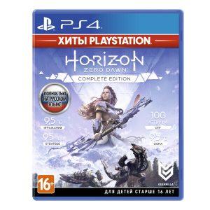 Игра PS4 Horizon Zero Dawn HITS