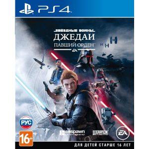 Игра PS4 Звёздные Войны Джедаи: Павший Орден [русская версия]