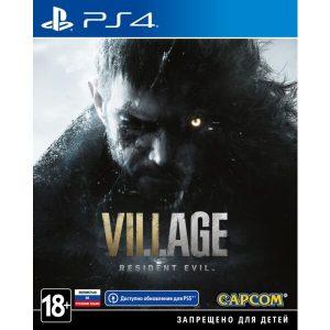 Игра Resident Evil Village для PlayStation 4 (русская версия)