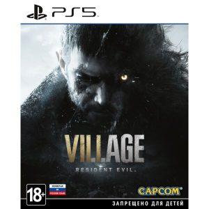 Игра Resident Evil Village для PlayStation 5 (русская версия)