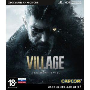 Игра Resident Evil Village для Xbox (русская версия)