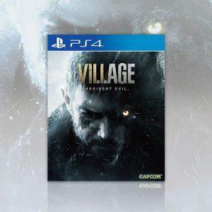 Игра Resident Evil Village. Collector's Edition для PlayStation 4