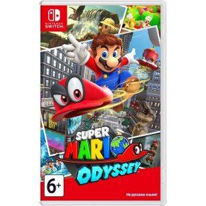 Игра Super Mario Odyssey для Nintendo Switch