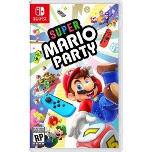Игра Super Mario Party для Nintendo Switch
