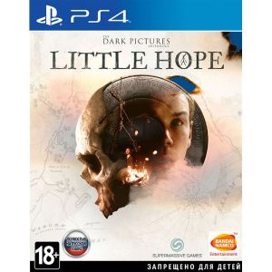 Игра The Dark Pictures: Little Hope для PlayStation 4