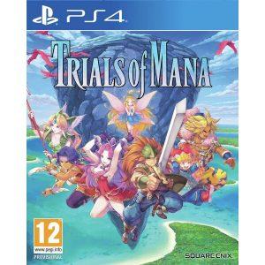 Игра Trials of Mana для PlayStation 4
