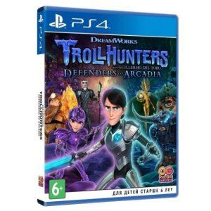 Игра TrollHunters Defenders of Arcadia для PlayStation 4
