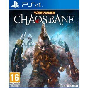 Игра Warhammer: Chaosbane для PlayStation 4