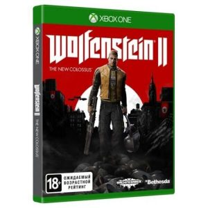 Игра Wolfenstein II: The New Colossus для Xbox One
