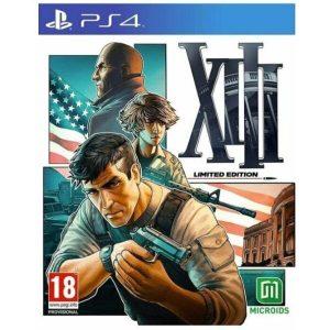 Игра XIII. Лимитированное издание для PlayStation 4  [русские субтитры]