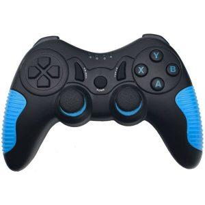 Игровой манипулятор Ritmix GP-033BTH Black Blue