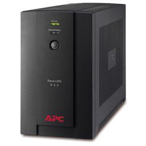 Источник бесперебойного питания (ИБП) APC Schuko Sockets BX950U-GR BACK-UPS 950VA