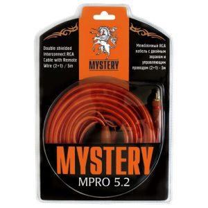 Кабели RCA MYSTERY MPRO 5.2