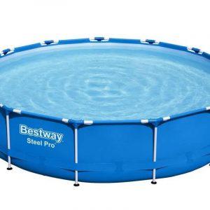 Каркасный бассейн Bestway Steel Pro Max 5612E (396x84
