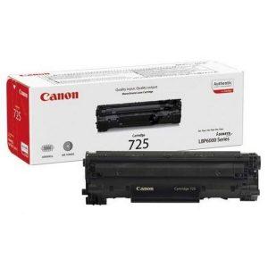 Картридж Canon 725 Bk