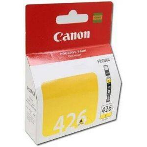Картридж Canon CLI-426Y для Canon PIXMA MG6140