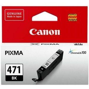 Картридж Canon CLI-471BK для Canon PIXMA MG5740