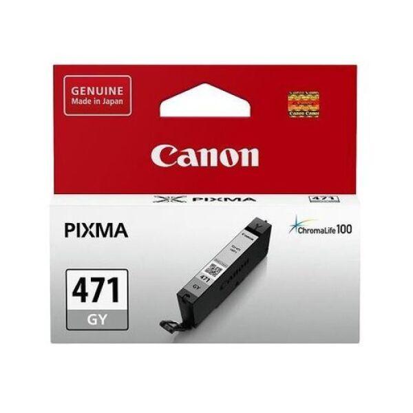 Картридж Canon CLI-471GY для Canon PIXMA MG5740