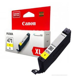 Картридж Canon CLI-471XL Y для Canon PIXMA MG5740