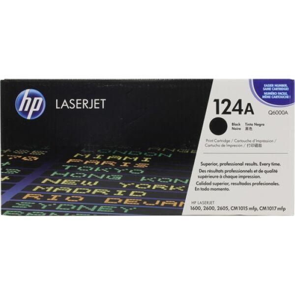 Картридж HP 124A (Q6000A)