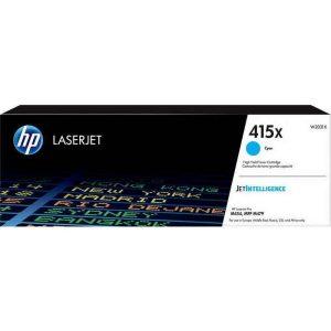 Картридж HP 415X W2031X для HP Color LaserJet Pro M454 Series