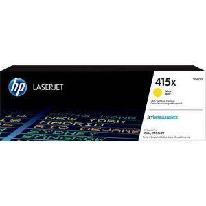 Картридж HP 415X W2032X для HP Color LaserJet Pro M454 Series