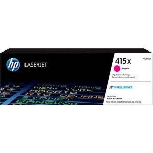 Картридж HP 415X W2033X для HP Color LaserJet Pro M454 Series