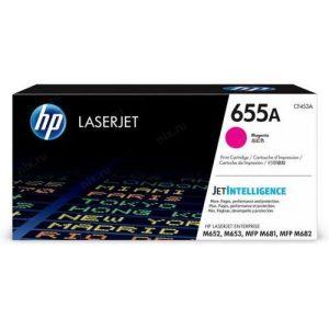 Картридж HP 655A CF453A для HP LaserJet Enterprise M652 Series