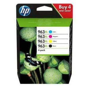 Картридж HP 963XL 4-pack 3YP35AE для HP OfficeJet Pro 9010