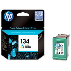 Картридж HP C9363HE №134 Tri-colour