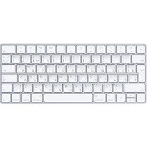 Клавиатура беспроводная APPLE Magic Keyboard A1644 (MLA22RU/A)