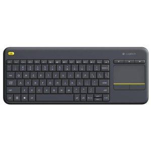 Клавиатура LOGITECH K400 L920-007147 Plus Dark