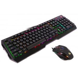Клавиатура + мышь A4Tech Bloody Q1300