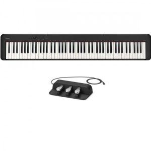 Комплект: Цифровое фортепиано Casio CDP-S150BK + Педали Casio SP34