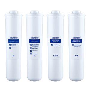 Комплект модулей сменных фильтрующих Аквафор К5-K2-KO-50S-К7М (И10921)