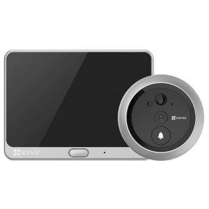 Комплект видеодомофона Ezviz DP1C CS-DP1C-A0-4A1WPFBSR