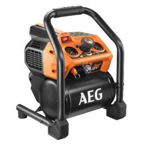 Компрессор AEG Powertools BK18-38BL-0 (4935471201) без АКБ