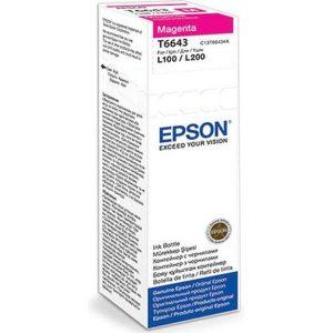 Контейнер с чернилами EPSON C13T66434A