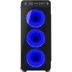 Корпус для компьютера GENESIS IRID 300 Blue NPC-1132