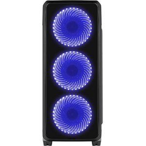 Корпус для компьютера GENESIS Titan 750 Blue Midi NPC-1126