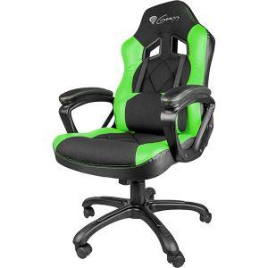 Кресло игровое Genesis NITRO 330 NFG-0906 Gaming Black-Green