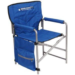Кресло Nika складное КС2 (синий)