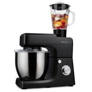 Кухонная машина KITFORT КТ-1339-3 (черный)