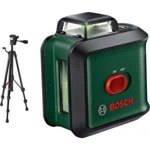 Лазерный нивелир Bosch Universal Level 360 0603663E03 (со штативом)